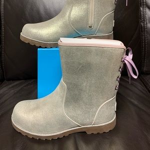 UGG Gold Short Boots